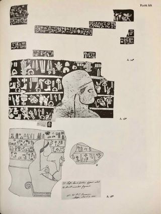 Carchemish. Report on the Excavations at Jerablus on Behalf of the British Museum. Vol. I: Introductory. Vol. II: The town defences. Vol. III: The excavations in the inner town. The Hittite inscriptions (complete set)[newline]M4399e-29.jpg
