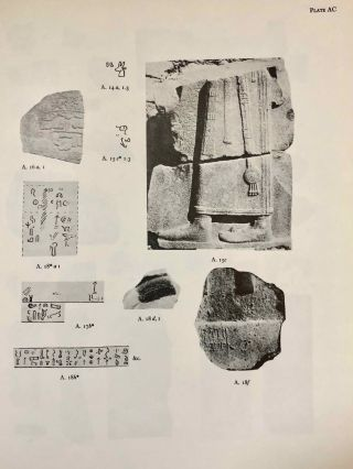Carchemish. Report on the Excavations at Jerablus on Behalf of the British Museum. Vol. I: Introductory. Vol. II: The town defences. Vol. III: The excavations in the inner town. The Hittite inscriptions (complete set)[newline]M4399e-30.jpg