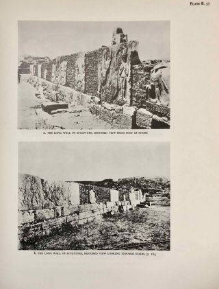Carchemish. Report on the Excavations at Jerablus on Behalf of the British Museum. Vol. I: Introductory. Vol. II: The town defences. Vol. III: The excavations in the inner town. The Hittite inscriptions (complete set)[newline]M4399e-31.jpg