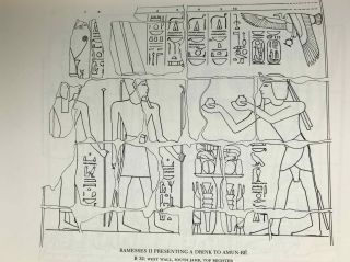 The Great Hypostyle Hall at Karnak. The wall reliefs. Volume I, part 1.[newline]M4450a-12.jpeg