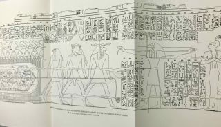 The Great Hypostyle Hall at Karnak. The wall reliefs. Volume I, part 1.[newline]M4450a-13.jpeg