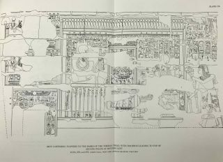 The Great Hypostyle Hall at Karnak. The wall reliefs. Volume I, part 1.[newline]M4450a-14.jpeg