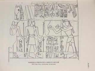 The Great Hypostyle Hall at Karnak. The wall reliefs. Volume I, part 1.[newline]M4450b-06.jpg