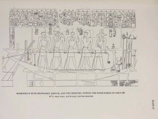 The Great Hypostyle Hall at Karnak. The wall reliefs. Volume I, part 1.[newline]M4450b-07.jpg