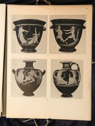 Attic vase paintings in the Museum of Fine Arts Boston. Part 1: Text and plates. Part 2: Text and plates. Part 3: Text and plates (complete set)[newline]M4462-13.jpg
