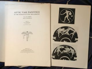 Attic vase paintings in the Museum of Fine Arts Boston. Part 1: Text and plates. Part 2: Text and plates. Part 3: Text and plates (complete set)[newline]M4462-15.jpg