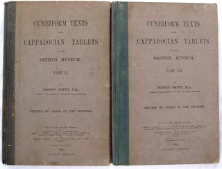 Cuneiform texts from Cappadocian tablets in the British Museum. Parts II & III. AAF - Museum -...[newline]M4549.jpg