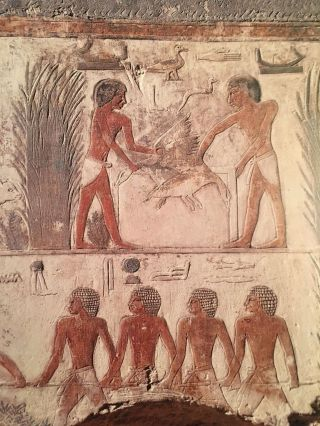 When the Pyramids were Built: Egyptian Art of the Old Kingdom[newline]M4631-04.jpg