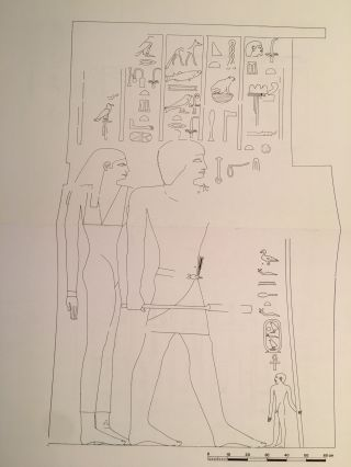 Tombs at Giza, Volume 1: Kaiemankh (G4561) and Seshemnefer (G4940)[newline]M4669-08.jpg