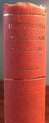 A History of the Sudan from Earliest Times to 1821[newline]M4707-01.jpg
