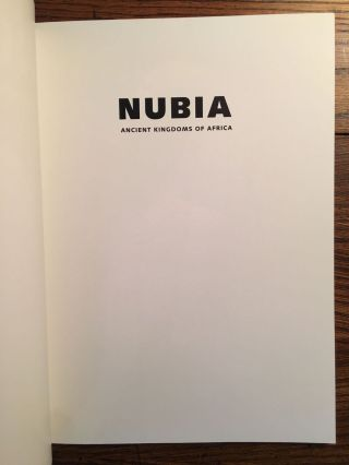 Nubia: Ancient Kingdoms of Africa[newline]M4710-01.jpg