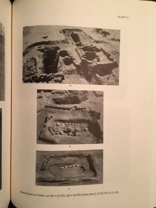 Excavations Between Abu Simbel and the Sudan Frontier, Part 8: Meroitic Remains From Qustul Cemetery Q, Ballana Cemetery B, and a Ballana Settlement. 2 volumes: Text & Figures (complete set)[newline]M4719-11.jpg