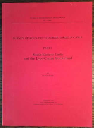 Survey of Rock-Cut Chamber-Tombs in Caria. Part 1: South-Eastern Caria and the Lyco-Carian...[newline]M4722.jpg