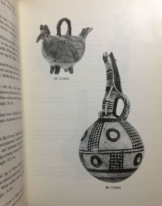 Ancient Cypriote art. Catalogue of the exhibition.[newline]M5016-03.jpg