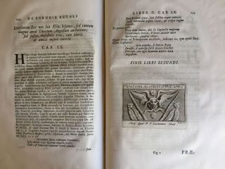 "De Etruria regali libri VII (translation of title: ""About royal Etruria, 7 books"")[newline]M5120-075.jpg"