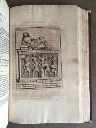"De Etruria regali libri VII (translation of title: ""About royal Etruria, 7 books"")[newline]M5120-077.jpg"