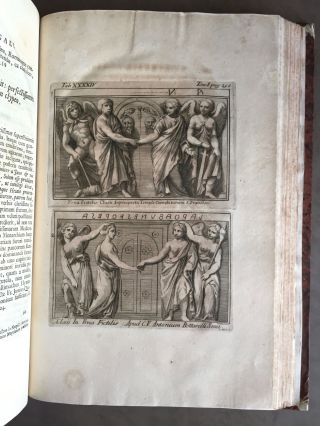 "De Etruria regali libri VII (translation of title: ""About royal Etruria, 7 books"")[newline]M5120-085.jpg"