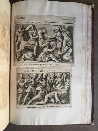 "De Etruria regali libri VII (translation of title: ""About royal Etruria, 7 books"")[newline]M5120-109.jpg"
