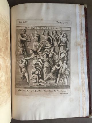 "De Etruria regali libri VII (translation of title: ""About royal Etruria, 7 books"")[newline]M5120-111.jpg"