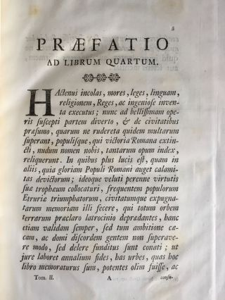 "De Etruria regali libri VII (translation of title: ""About royal Etruria, 7 books"")[newline]M5120-141.jpg"