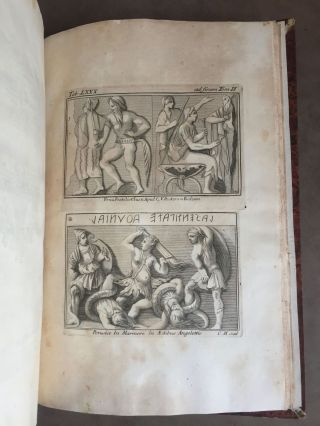 "De Etruria regali libri VII (translation of title: ""About royal Etruria, 7 books"")[newline]M5120-150.jpg"