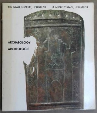 The Israel Museum, Jerusalem. Archaeology - Le Musée d'Israël. Archéologie. AAC - Catalogue...[newline]M5221.jpg