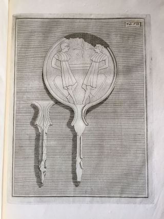 """De pateris antiquorum ex schedis Iacobi Tatii Biancani sermo et epistolae (translation of title: """"About the saucers of the ancients. From the papers of Giacomo Tazzi Biancani. Speech and letters."""")[newline]M5229-15.jpg"""