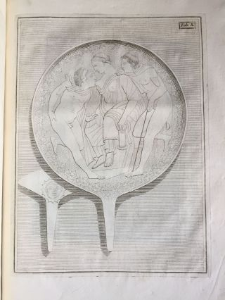 "De pateris antiquorum ex schedis Iacobi Tatii Biancani sermo et epistolae (translation of title: ""About the saucers of the ancients. From the papers of Giacomo Tazzi Biancani. Speech and letters."")[newline]M5229-18.jpg"