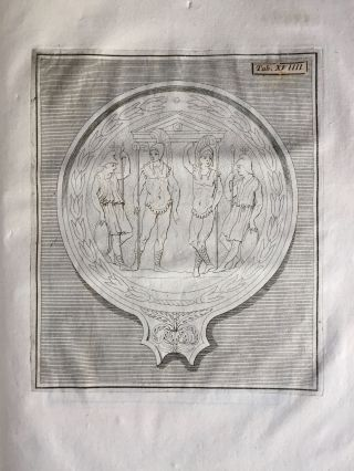 "De pateris antiquorum ex schedis Iacobi Tatii Biancani sermo et epistolae (translation of title: ""About the saucers of the ancients. From the papers of Giacomo Tazzi Biancani. Speech and letters."")[newline]M5229-27.jpg"