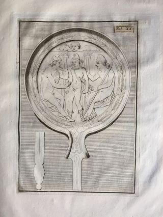 "De pateris antiquorum ex schedis Iacobi Tatii Biancani sermo et epistolae (translation of title: ""About the saucers of the ancients. From the papers of Giacomo Tazzi Biancani. Speech and letters."")[newline]M5229-28.jpg"