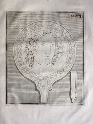 """De pateris antiquorum ex schedis Iacobi Tatii Biancani sermo et epistolae (translation of title: """"About the saucers of the ancients. From the papers of Giacomo Tazzi Biancani. Speech and letters."""")[newline]M5229-29.jpg"""
