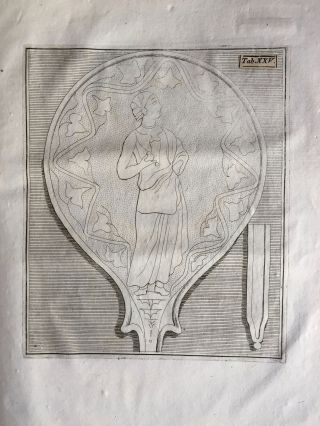 "De pateris antiquorum ex schedis Iacobi Tatii Biancani sermo et epistolae (translation of title: ""About the saucers of the ancients. From the papers of Giacomo Tazzi Biancani. Speech and letters."")[newline]M5229-33.jpg"
