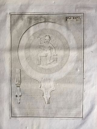 "De pateris antiquorum ex schedis Iacobi Tatii Biancani sermo et epistolae (translation of title: ""About the saucers of the ancients. From the papers of Giacomo Tazzi Biancani. Speech and letters."")[newline]M5229-34.jpg"