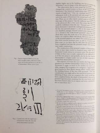 The Pyramid Complex of Amenemhat I at Lisht. Vol. I: The Architecture. Vol. II: The Reliefs (complete set)[newline]M5615-08.jpg