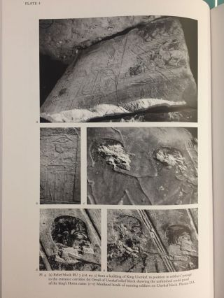 The Pyramid Complex of Amenemhat I at Lisht. Vol. I: The Architecture. Vol. II: The Reliefs (complete set)[newline]M5615-32.jpg