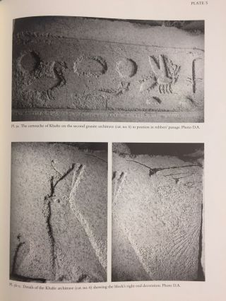 The Pyramid Complex of Amenemhat I at Lisht. Vol. I: The Architecture. Vol. II: The Reliefs (complete set)[newline]M5615-33.jpg