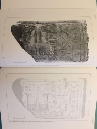 The Pyramid Complex of Amenemhat I at Lisht. Vol. I: The Architecture. Vol. II: The Reliefs (complete set)[newline]M5615-36.jpg