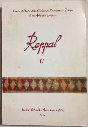 Reppal II. AAE - Journal - Single issue[newline]M5633.jpg