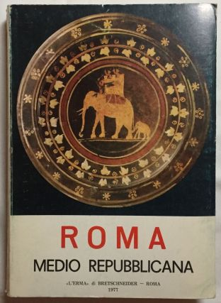 Roma Medio Repubblicana. AAC - Catalogue exhibition.[newline]M5863.jpg