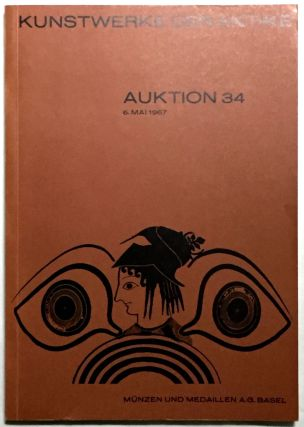 Kunstwerke der Antike. Auktion 34. Terrakotten, Bronzen, Keramik, Skulpturen. AAC - Catalogue auction.[newline]M6097.jpg