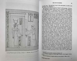Hathor and Thoth. Two Key Figures of the Ancient Egyptian Religion.[newline]M6498e-08.jpeg