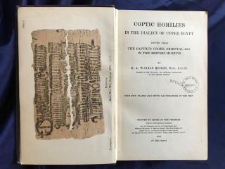 Coptic homilies in the dialect of Upper Egypt[newline]M6510a-03.jpg