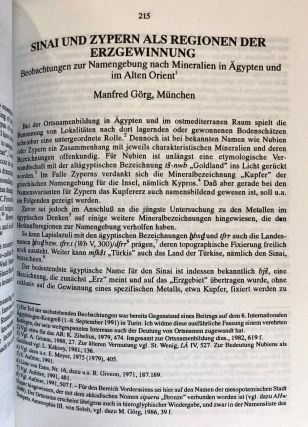 Studia Aegyptiaca XIV (1992). The Intellectual Heritage of Egypt. Studies Presented to László Kákosy on the Occasion of His 60th Birthday.[newline]M6809-11.jpg