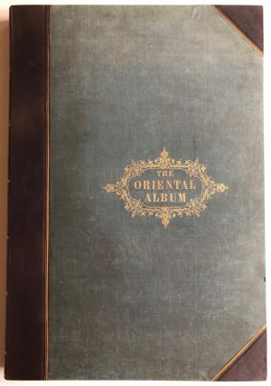 Oriental album: Characters, Costumes, and Modes of Life in the Valley of the Nile[newline]M6905-001.jpg