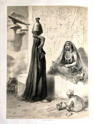 Oriental album: Characters, Costumes, and Modes of Life in the Valley of the Nile[newline]M6905-076.jpg