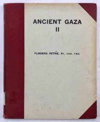 Ancient Gaza. Vol. I, II, III & IV.[newline]M6931b-12.jpg
