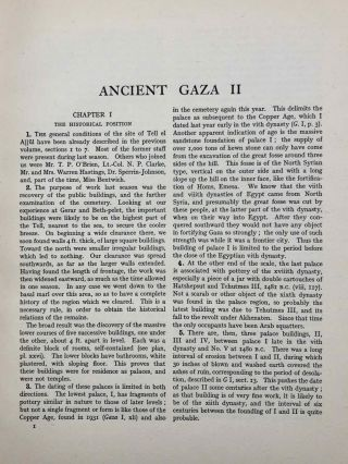 Ancient Gaza. Vol. I, II, III & IV.[newline]M6931b-16.jpg