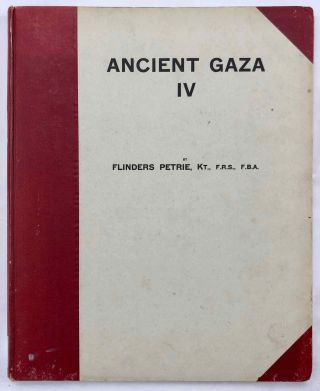Ancient Gaza. Vol. I, II, III & IV.[newline]M6931b-28.jpg