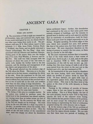 Ancient Gaza. Vol. I, II, III & IV.[newline]M6931b-32.jpg