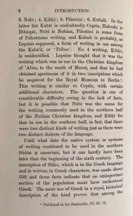 Texts relating to Saint Mêna of Egypt and canons of Nicaea in a Nubian dialect, with facsimile[newline]M6951a-12.jpg